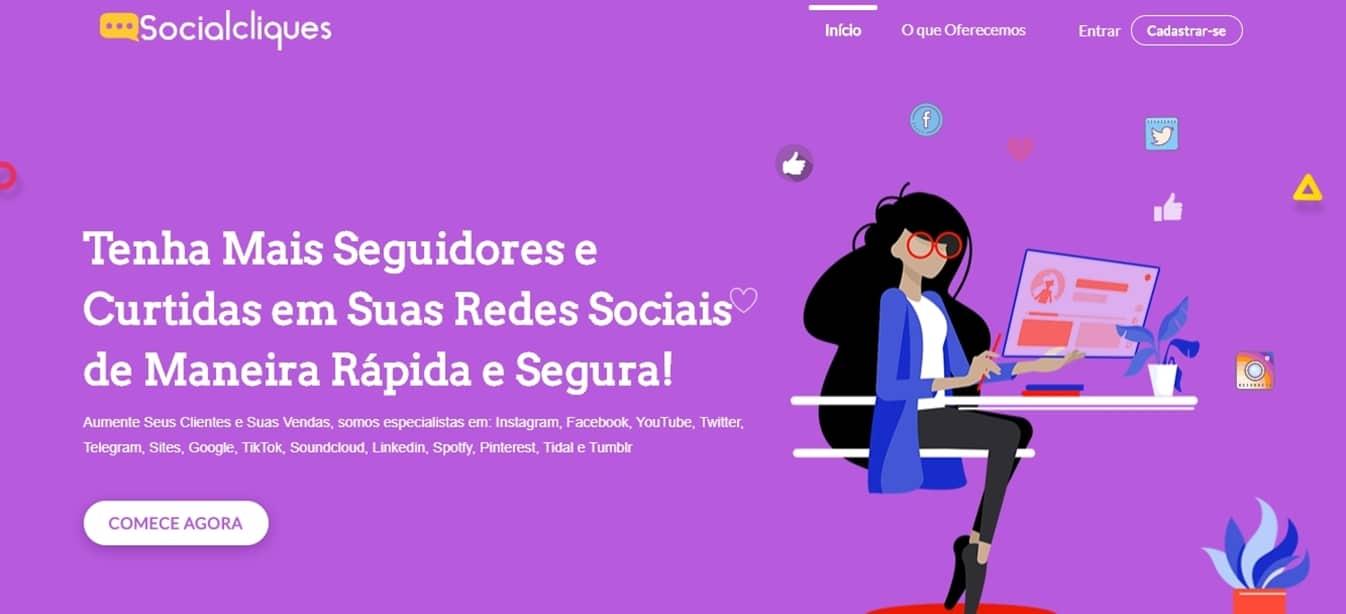 Site Insta Social Cliques